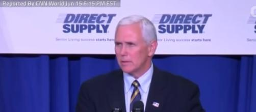 Pence Lawyers Up for Russia Investigation. wochit news Youtube