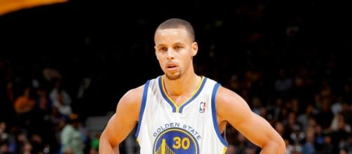 Steph Curry, Golden State Warriors - YouTube screen capture / NBA