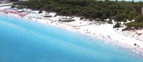 Veduta della costa salentina - foto CC0