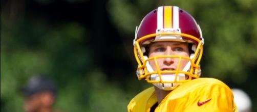 Washington Redskins Training Camp August 1, 2012 - Keith Allison via Flickr
