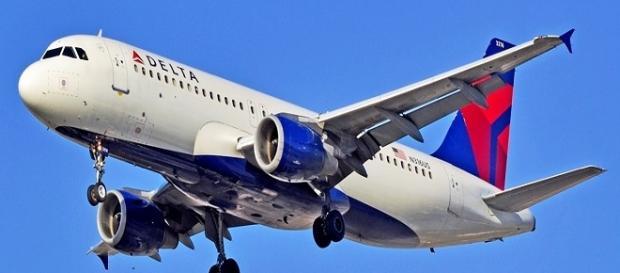 Delta Airlines / Photo via Tomas Del Coro , Wikimedia Commons