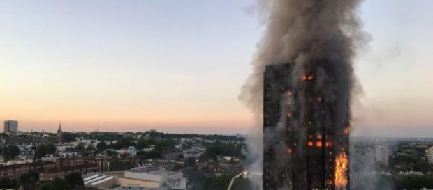 Grenfell Tower blaze - 17 deaths and more than 70 hospitalized