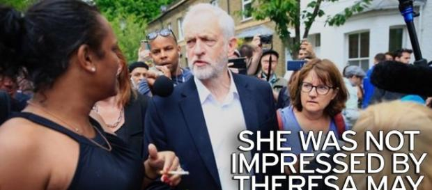 Here's the difference between Jeremy Corbyn and Theresa May's ... - mirror.co.uk