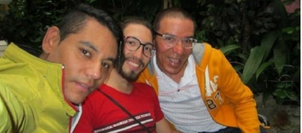 Manuel Bermudez, Victor Hugo Prada e Alejandro Rodriguez (Reprodução/ CEN)
