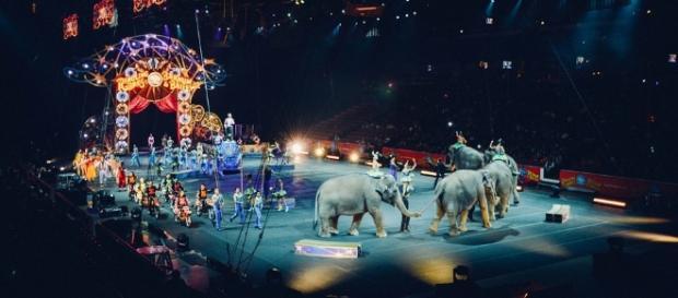 Photo circus via Pixabay by unsplash / CC0