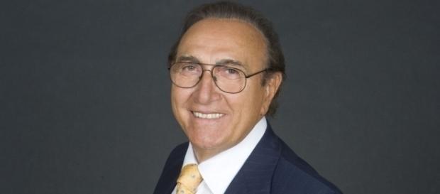 Pippo Baudo, conduttore storico del Festival Di Sanremo