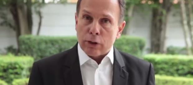 Prefeito de São Paulo, João Doria, faz análise da grave crise enfrentada pelo governo Michel Temer