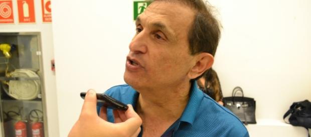 Presidente do Braga levou um tiro no pescoço