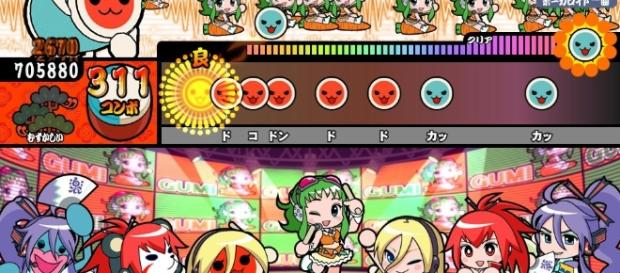 Taiko no Tatsujin: V Version July/August DLC List | bemanistyle ♪ - bemanistyle.com