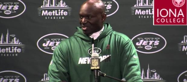 Todd Bowles, New York Jets - YouTube screen capture / North Avenue Nation TV