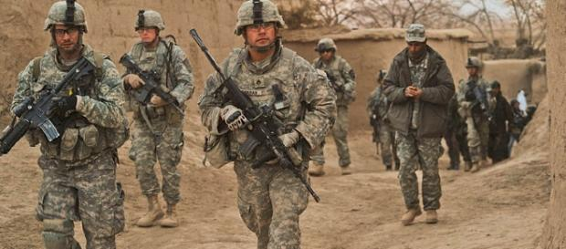 U.S Troops in Afghanistan/ Photo by United States Armed Forces/ cc wikimedia