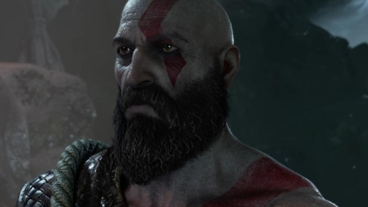 God Of War 4 Kratos Son Atreus Aids Him In Translation