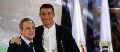 Cristiano Ronaldo habría comunicado a Florentino ... - antena3.com