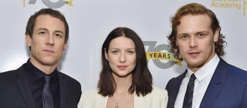 Caitriona Balfe Quitting 'Outlander' Season 3 Over Alleged Split ... - celebeat.com