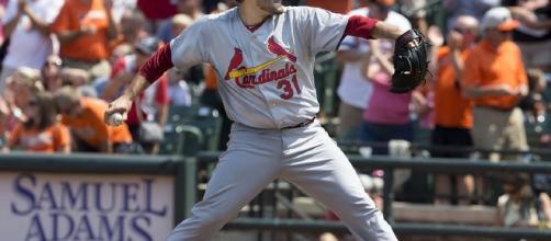 Cardinal pitcher, Lance Lynn-Flickr