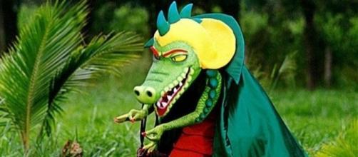 Cuca, personagem do Sitio do Pica-Pau Amarelo, inspirado na mitologia folclórica brasileira, está entre os memes mais usados no mundo