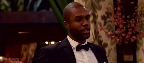 "DeMario Jackson is in the middle of the ""Bachelor in Paradise"" controversy. (YouTube/ABC)"