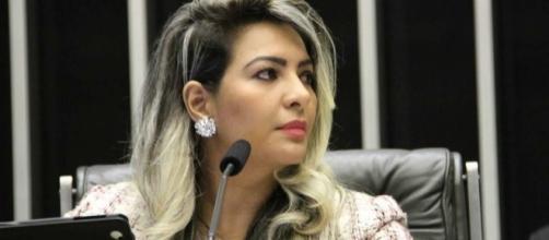 Deputada Jozi Araújo, do PODE do Amapá