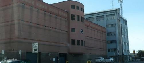 Ellin Beltz, wikimedia, Eureka Main Station of the Humboldt County Sherriff's Office and Correctional facility
