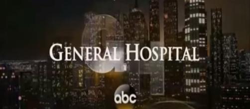 General Hospital tv show logo image via a Youtube screenshot by Andre Braddox