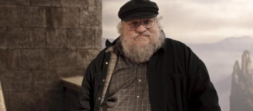 George RR Martin author of Song of Ice and Fire - Publicity photo