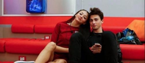 Giulia Pelagatti e Riccardo Marcuzzo