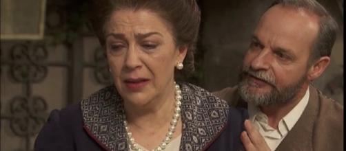Il Segreto, trame Spagna: la disperazione di Donna Francisca