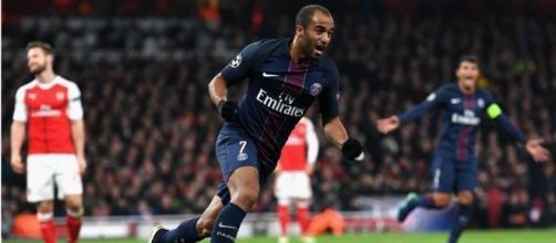 Lucas Moura Goal Ensures Fight for Top Spot Between Arsenal - beinsports.com
