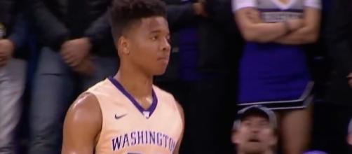 Markelle Fultz is the expected No. 1 NBA Draft Pick this Thursday, but which team will add him to their roster? [Image via UW Athletics/YouTube]