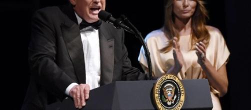 Melania e Donald Trump, le nozze vacillano: lei ha un amante?