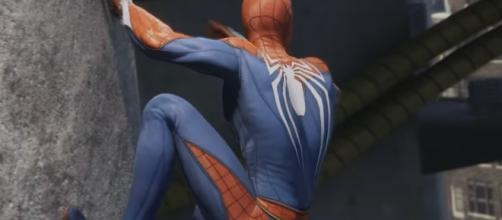 Spiderman for Playstation 4 | Screenshot via YouTube