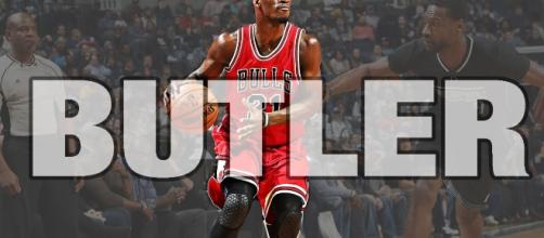 The latest NBA trade rumors circle around the Boston Celtics wanting to acquire Jimmy Butler from the Chicago Bulls (via YouTube/NBA)