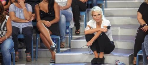 Uomini e Donne: Tina show contro Gemma, interviene Maria De ... - panorama.it
