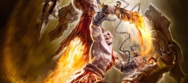 Kratos, héroe de God of War - sopitas.com