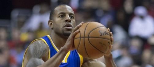 Andre Iguodala will stay with the Warriors via a multi-year contract -- Keith Allison via WikiCommons