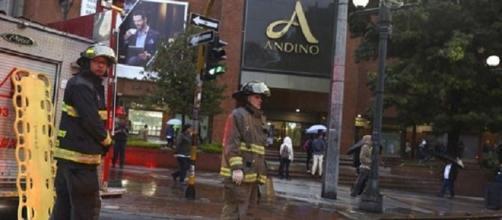 Bomb blast in Colombia's capital kills three -Twitter/@WorldNews_AU