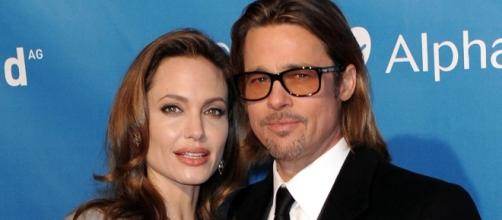 Brad Pitt and Angelina Jolie Divorce Details | POPSUGAR Celebrity - popsugar.com