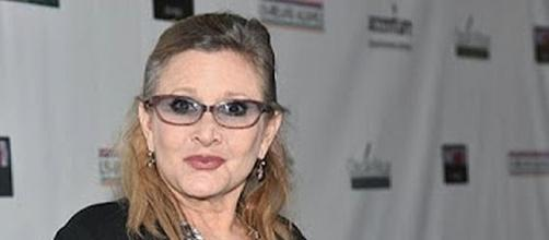 Cause of Carrie Fisher's death revealed [Image via CBS News/YouTube screencap]