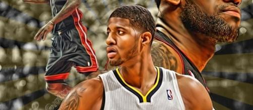 Could Paul George join LeBron James in the Cleveland Cavalier? - Photo via Shea Huening/Flickr - flickr.com