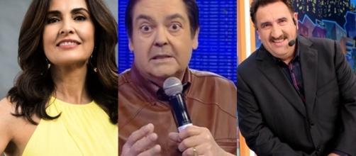Descubra o salário de alguns apresentadores brasileiros