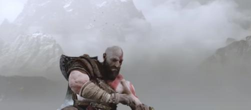 God of War - Be A Warrior: PS4 Gameplay Trailer / screencap from PlayStation via Youtube