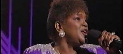 Iconic gospel singer Shirley Caesar - Screenshot/YouTube/chj333