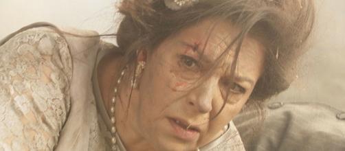 Il Segreto anticipazioni spagnole: un attentato a donna Francisca.