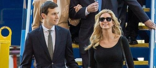 Jared Kushner and wife, Ivanka Trump - commons.wikimedia.com