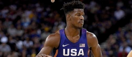Jimmy Butler And USA Men Ready For Chicago - usab.com