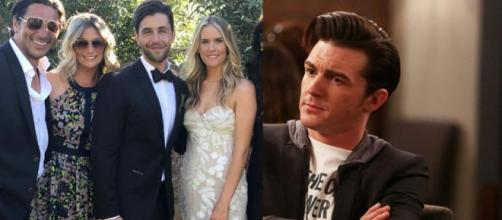 Josh Peck se casó y no invitó a Drake Bell ¡Impresionante!