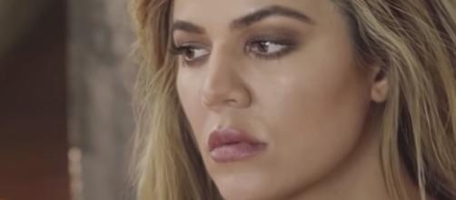 Khloe Kardashian Weight Loss Diet/ screencap Mary Lee Jonson via Youtube