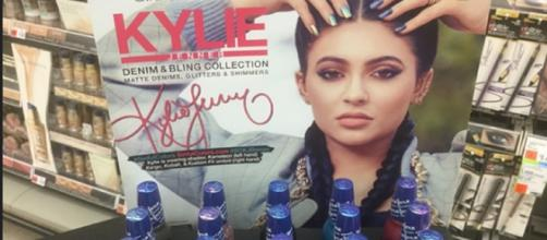 Kylie Jenner Nail Polish, 5/2016, Walgreen's, pics by Mike Mozart/ https://www.flickr.com/photos/jeepersmedia/26565938680