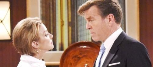 'The Young and the Restless' spoilers for the next two weeks - Jack asks a favor (via CBS.com Y&R promo photos)