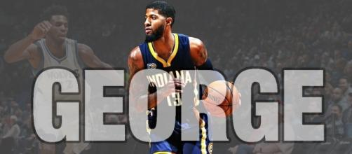 There are rumors about Paul George looking to sign with the Los Angeles Lakers next season (via YouTube/NBA)
